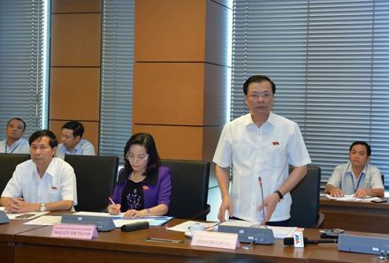 Bộ trưởng GTVT và bộ trưởng tài chính nói về BOT