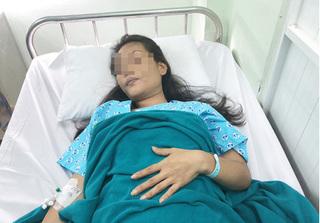 Đau bụng dữ dội, bệnh nhân vào viện mới biết chửa ngoài tử cung 5 tháng