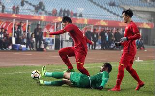 Những cầu thủ U23 Việt Nam có nguy cơ mất suất dự Asiad 2018