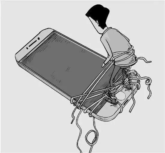 chiếc Smartphone phá hỏng cuộc đời đứa trẻ