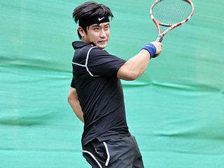 Minh Tiệp kể về kỉ niệm chơi tennis khiến đối phương ngất, phải nhập viện