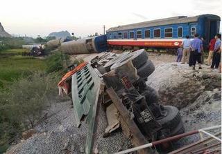 Xác định danh tính các nạn nhân trong vụ tai nạn tàu hỏa kinh hoàng ở Thanh Hóa