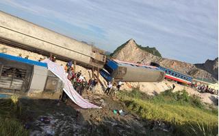 Tai nạn tàu hỏa kinh hoàng ở Thanh Hóa: Thông tin mới nhất