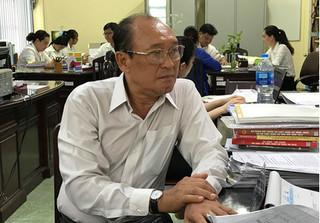 Nghệ sĩ Duy Phương đến tòa phản ứng vụ kiện Sau ánh hào quang chưa được đưa ra xét xử
