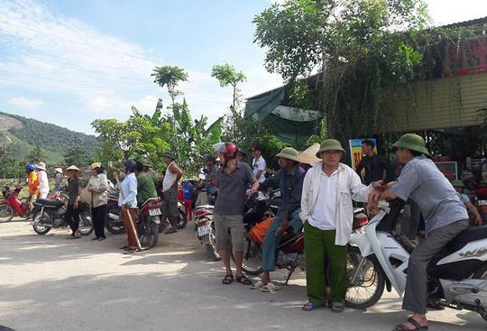 Khai quật tử thi nữ kế toán ở Nghệ An để điều tra lại 2