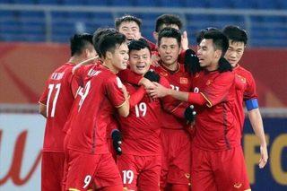 U23 Việt Nam so tài cùng Barcelona trước thềm Asiad 2018