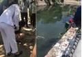 Hà Nội: Cô gái trẻ nhảy sông Sét tự tử giữa trưa