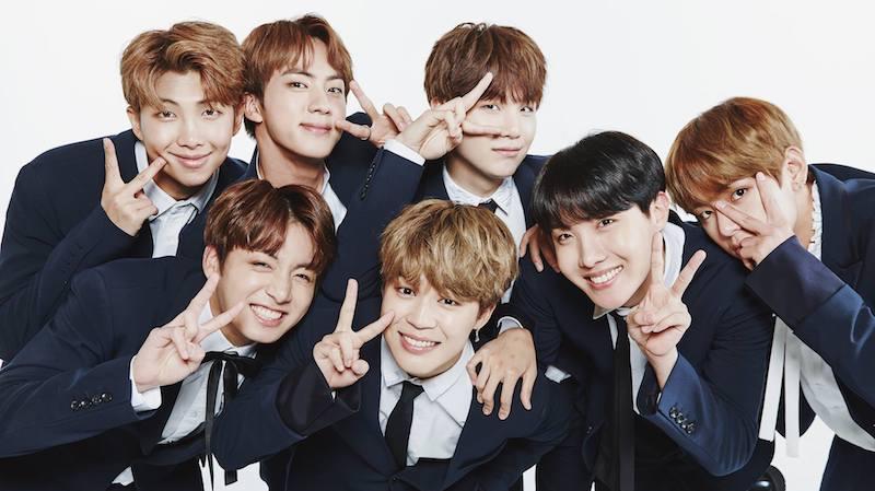 BTS, Music Bank