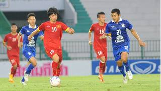 Người Thái ghen tỵ khi U23 Việt Nam đối đầu Barca B