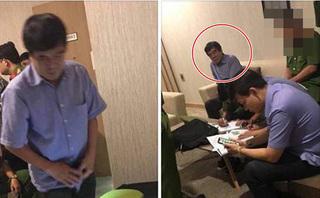 TP. HCM xem xét xử phạt cô gái đi cùng Phó Chủ tịch Liên đoàn Bóng đá Việt Nam