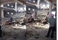 Nam Định: Sập giàn giáo xây dựng siêu thị khiến 1 người chết và nhiều người bị thương