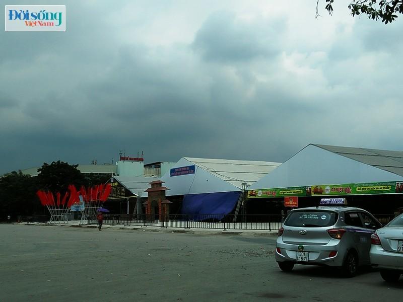 Công ty CP thương mại và triển lãm Sao Việt  phá tài sản quốc gia