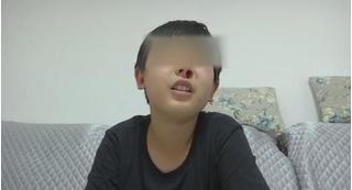 Cậu bé chảy máu cam 20 lần một ngày mỗi khi học bài, ngay cả bác sĩ cũng