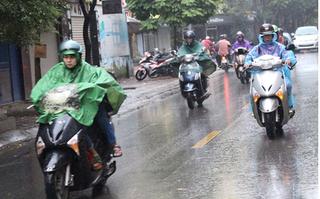 Dự báo thời tiết 28/5: Hà Nội trời giảm nhiệt, chiều tối mưa rào