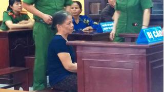 Bản án 13 năm tù cho bà nội sát hại cháu 23 ngày tuổi ở Thanh Hóa