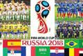 Lịch thi đấu cụ thể World Cup 2018 giờ Việt Nam