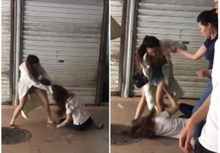 Vụ vợ mới đánh vợ cũ dã man ở Quảng Ninh: 'Thấy vợ cũ bị đánh đập như thế, tôi xót xa lắm'