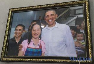Di dời quán bún chả Obama để nhường đất cho đại gia