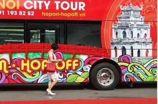 Tuyến buýt hai tầng đầu tiên ở Hà Nội: Giá vé 300 nghìn đồng/4h