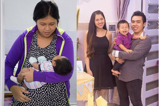 Chạm mốc 100kg lúc mang bầu, mẹ 9X lên ngay chế độ giảm 50kg sau sinh khiến ai cũng 'phục lăn'