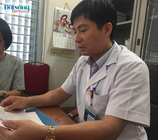 Bác sĩ Thái thông tin tình trạng 3 mẹ con nhập viện