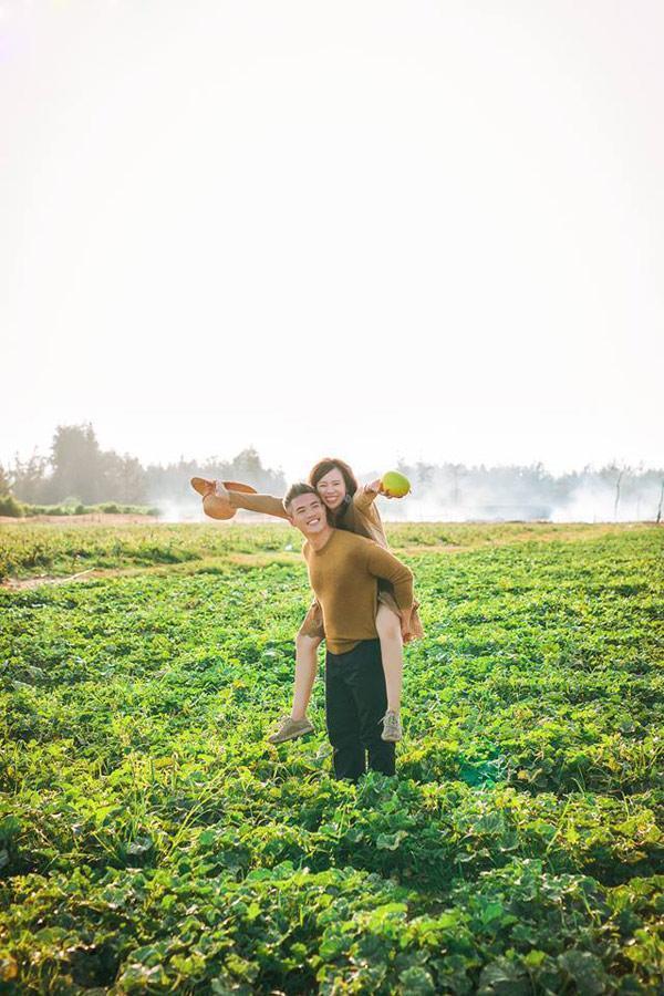 Tán gái theo kiểu ngồi mọc rễ, chàng Việt kiều Úc cước được vợ6
