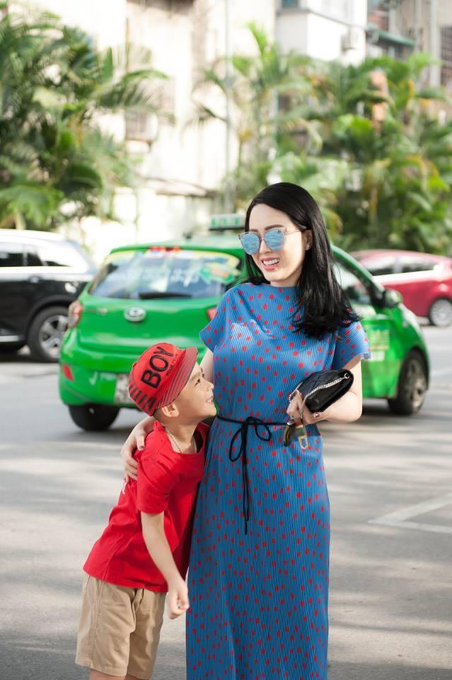 Diễn viên Võ Thanh Hiền dạy con bằng tình yêu thương hơn là đòn roi2