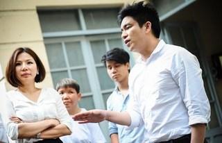 Bác sĩ Chiêm Quốc Thái: Người nhà vợ cũ đã liên lạc và xin giúp giảm tội