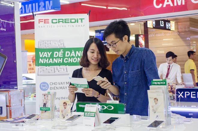 Khách hàng của FE Credit