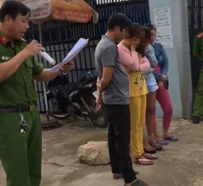 3 công an bị xử lý vì bêu tên người mua bán dâm ở Phú Quốc