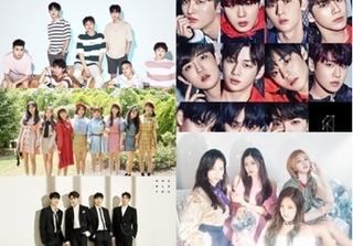 Đường đua Kpop tháng 6: Hàng loạt nghệ sĩ xác nhận 'lên sàn'