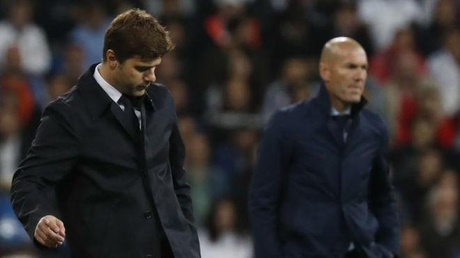 Ai là mục tiêu số 1 thay thế Zidane?