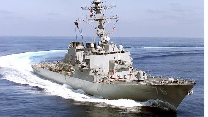 Mỹ cảnh báo cho nổ tung đảo nhân tạo Trung Quốc xây trái phép