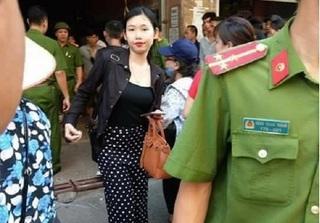 Clip: 'Vợ mới' Nguyễn Thùy Linh đến nơi gây án để dựng hiện trường