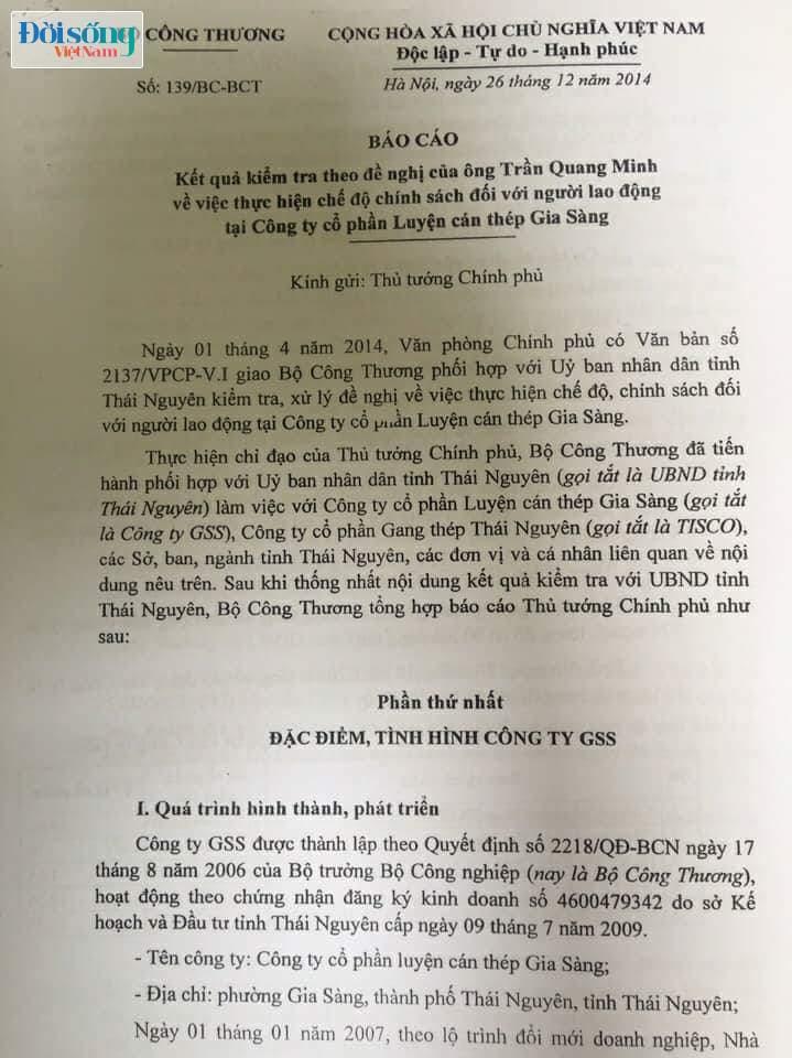 Công ty Thái Hưng và chiêu bài thâu tóm 22,6 ha đất vàng tại Gia Sàng 12