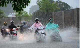 Dự báo thời tiết 2/6: Hà Nội mưa dông, Nam Bộ nguy cơ hứng áp thấp