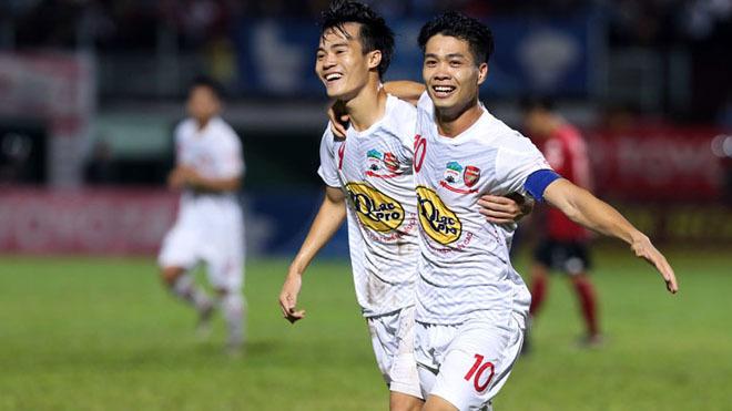 CLB HAGL và Hà Nội FC trong top 10 đội được theo dõi nhiều nhất khu vực châu Á.