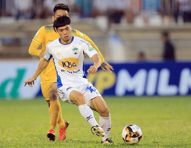 Vòng 10 V.League được xem là vòng đấu khô hạn bàn thắng