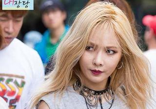 Nhan sắc xinh đẹp chưa qua photoshop của sao nữ Kpop