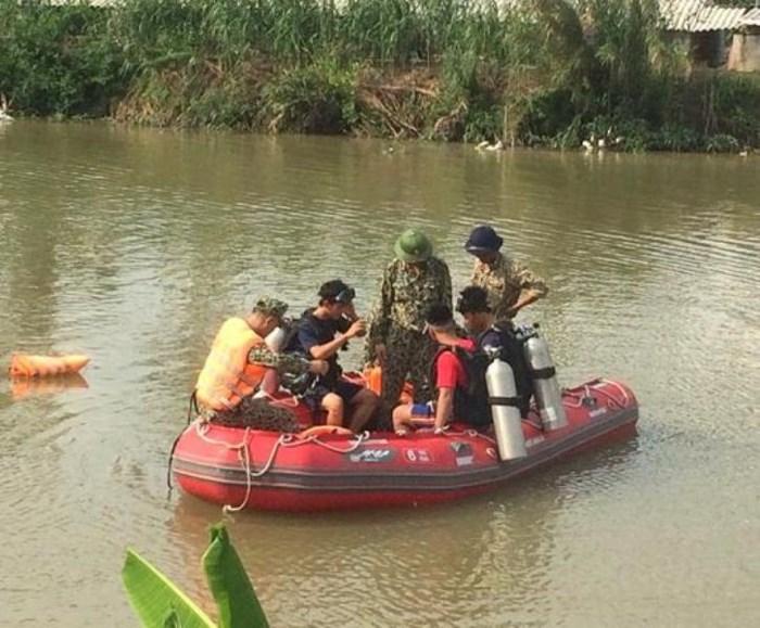 Hải Phòng: Thanh niên tử vong sau khi đi kích cá bằng điện trên sông