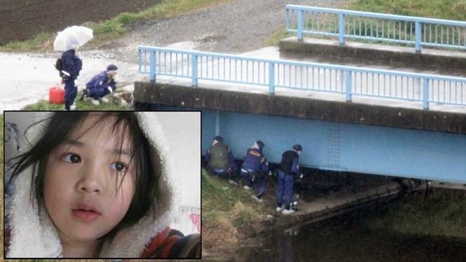 vụ án bé Nhật Linh bị sát hại
