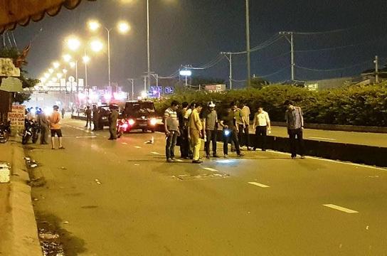 Thanh niên bị bắn chết sau khi gặp đoàn xe 'đi bão' trên đường