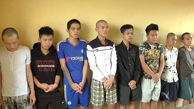 Triệt phá băng nhóm chuyên chém trước cướp sau ở Đồng Nai
