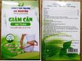 Thu hồi các sản phẩm giảm cân được quảng cáo rầm rộ của công ty Hà Thanh