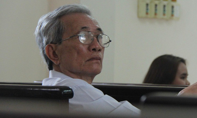 Nguyễn Khắc Thủy dâm ô sẽ gửi đơn đi các nơi kêu oan