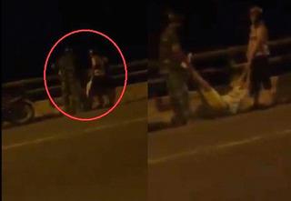 Hải Phòng: Nữ sinh 14 tuổi bỏ nhà theo bạn trai quen qua mạng bị bố mẹ dọa ném xuống chân cầu