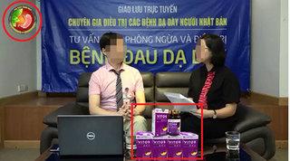 Nhà thuốc Dạ dày ông Bảy bị tố đạo video để bán sản phẩm VITOS