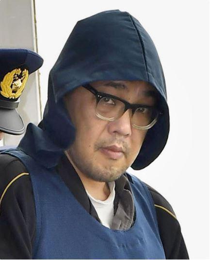 Bị cáo Yasumasa Shibuya xuất hiện tại phiên tòa