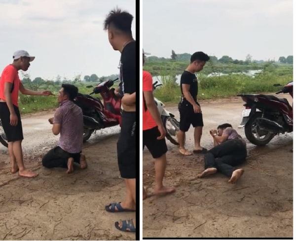 Nam thanh niên vượt hơn 40km gạ bà bầu đi nhà nghỉ bị đánh sấp mặt