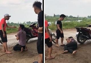 Nam thanh niên vượt hơn 40km rủ bà bầu đi nhà nghỉ bị đánh sấp mặt
